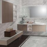 PVC Dark Gold Large Modern Bathroom Cabinet