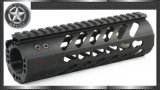 Carbine 7 Inch Free Float 223/5.56 Keymod Handguard Rail Mount with Steel Barrel Nut
