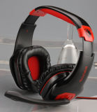 CE/RoHS PC Gaming Headphone with 7.1 Sound Effect (SA-905)