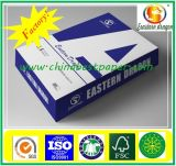 100% High Quality Wood Pulp A4 Copy Paper 80GSM