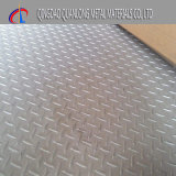 AISI 201 304 Chequered Stainless Steel Plate with Ba Finished