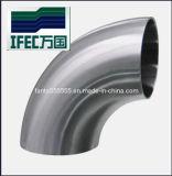 Sanitary Stainless Steel 90 Deg Elbow