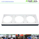 White Powder Coated Metal Fabrication Parts with High Quality