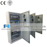 Touch Screen Panel Controller for Pellet Plant