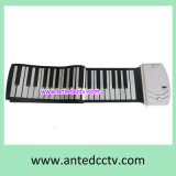 USB Flexible Silicon Piano Keyboard with 88 Keys