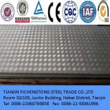 1050 Checkered Embossed Aluminum Plate/Sheet for Construction Vehicle Fender
