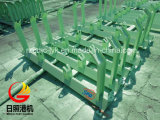 SPD Impact Conveyor Roller Frame, Idler Frame
