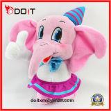 Stuffed Plush Doll Pink Elephant Baby Doll