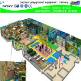 Large Scaled Indoor Playground Indoor Kids Play Set (