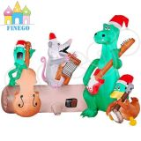 Party Products Handmade Wed Yard Inflatable Ornament