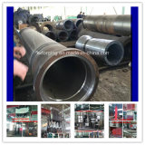 Hammer Forging Pipe Hot Forged Cylindrical Mold ISO9001 Factory