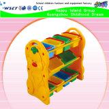 Kindergarten Furniture Plastic Toy Collection Cabinet (HB-04003)