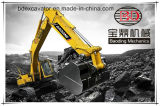8.8ton Small Crawler Excavators Wood/Sugarcane/Starw Loader