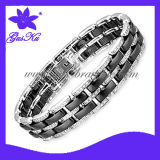 2014 Gus-Cmb-022 Hot Style Ceramic Bracelet as Fashion Jewelry with Negative Ion Health Care for Body in Lovers' Design