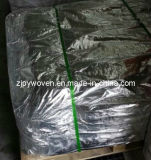 Waterproof Coated Cross Woven Fabric with Silver (PY13-36)
