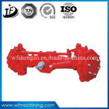 Customized Iron Casting Auto Spare Front Drive Axle with Painting