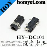 6pin DIP DC Power Jack (DC-101)