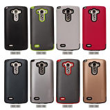Shock-Proof Hybrid Protective Mobile Case Cover for LG G3