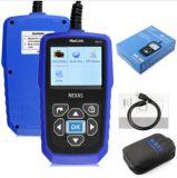 Nexlink Nl101 OBD2 Scanner Fault Code Reader Support All OBD2 Can Eobd Jobd Escaner with Battery Monitor as Al519 Scan Tool