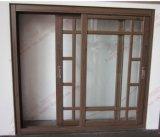 High Quality Woodgrain Aluminium Sliding Sash (BHA-SW07)