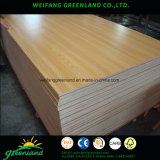 Envieonmental Grade Embossed Finish Laminated Plywood for Furniture