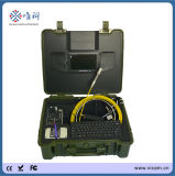 Professional Pipeline Gas Oil Inspection Camera with DVR & Keyboard (V7-3188DK)