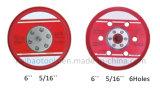 6in Abrasive Sanding Disc Pad