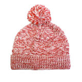 Cute Beanie Hats with Top Ball (JRK177)