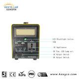 Ce Approved Eco-Friendly Solar Power Kits/12V Solar Power Generator/Solar Lighting Kit