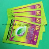 3 Side Sealing Plastic Bag for Dimethomorph Packaging