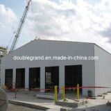 Portable Prefabricated Steel Structure for Warehouse/Workshop (DG3-002)