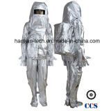 Fire-Resistance and Heat-Insulating Protective Clothing Approval by CCS (HTJH10-1)