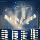 New White LED Matrix Beam 25X10W DJ Stage Effect Light
