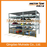 4 Level Cantilever Lift Table Puzzle Parking System