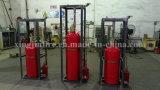 Factory Manufacture 100L/120L/150L/180L Fire Suppression Systems FM200 Gas
