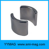 Curved Magnetic NdFeB Neodymium Arc Magnets