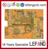 Halogen Free Enig Main Board Circuit PCB for Security NVR