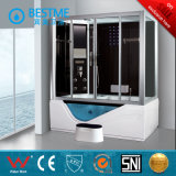 Luxury Enclosed Steam Room with Whirlpool Bathtub (BZ-5016)
