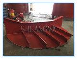 Inner Platform for Marine Pile Leg