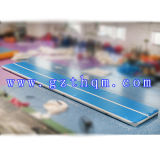 Long Inflatable Gymnastics Mat Inflatable Air Tumble Trac Inflatable Tumbling Air Track