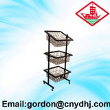Good Quality Basket Display Shelf Yd-M002