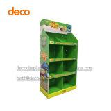 Paper Display Stand Display Case Cardboard Display Shelf
