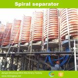 Gravity Spiral Separators