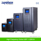 High Frequency Pure Sine Wave UPS Power 20kVA