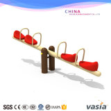Body-Building Equipment Series Fourman Seesaw by Vasia Vs-6254b