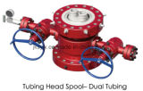 API 6A Dual Tubing Head for Oil Field
