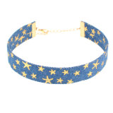 Fashion Romantic Link Chain Personality Star Cowboy Necklaces Jewelry