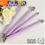 4PCS Per Set Metal Ball Shape Metal Ball Fondant Tool