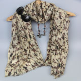 70*190cm Polyester Scarf Fashion Accessory Military Color Shawls