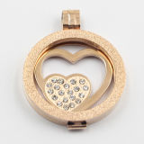 Nickel Free 316L Stainless Steel Locket for Necklace Pendant